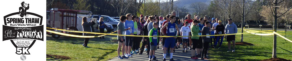 2019 Spring Thaw 5K Registration | Spring Thaw On A Mission